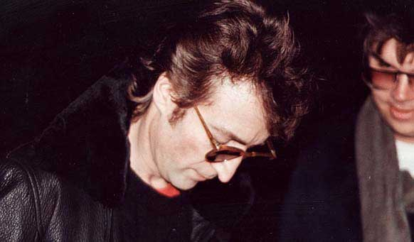 before tragedy struck John Lennon