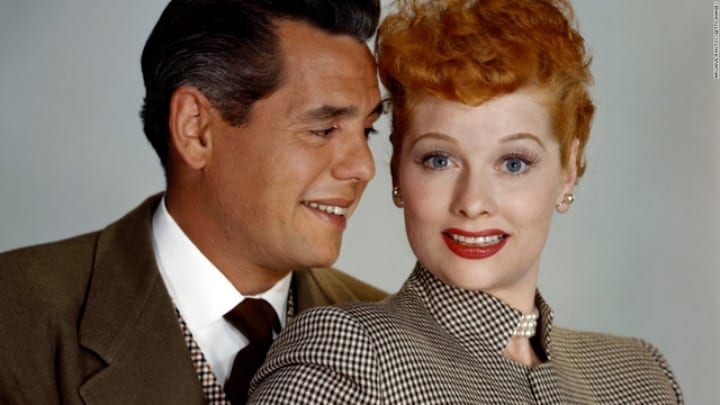 26 Facts I Love Lucy Producers Hid From Fans Icepop