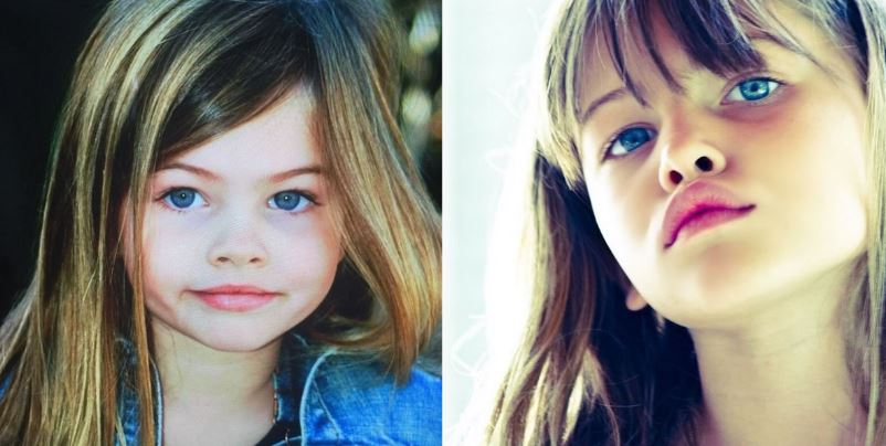 The Most Beautiful Girl In The World, Thylane Blondeau -9062