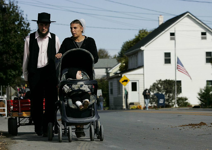 Amish family facts