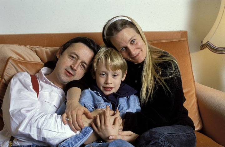 macaulay culkin parents
