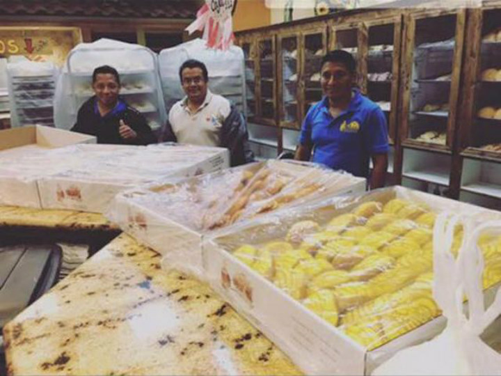 mexican bakers