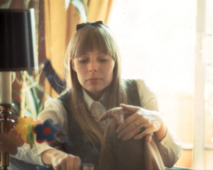 Carey by Joni Mitchell