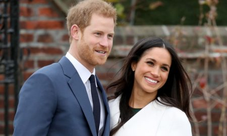 Meghan Markle - Prince Harry Engagement Announcement