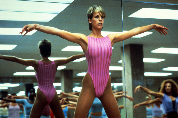Jamie Lee Curtis in Perfect