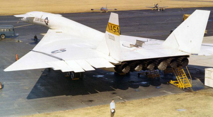 North American XB-70 Valkyrie Prototype