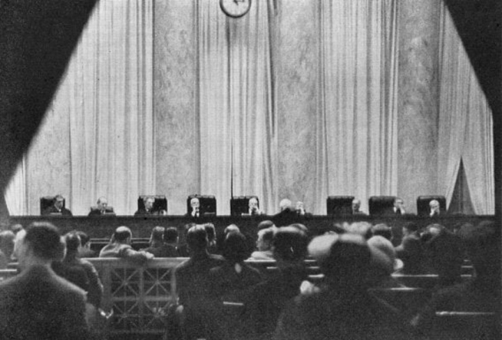 Supreme Court Session 1937