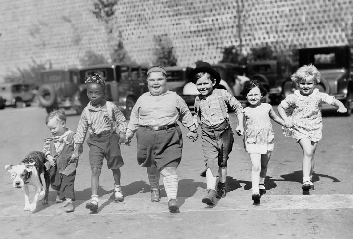Remember The Little Rascals? Here's What The Cast Did When They Grew