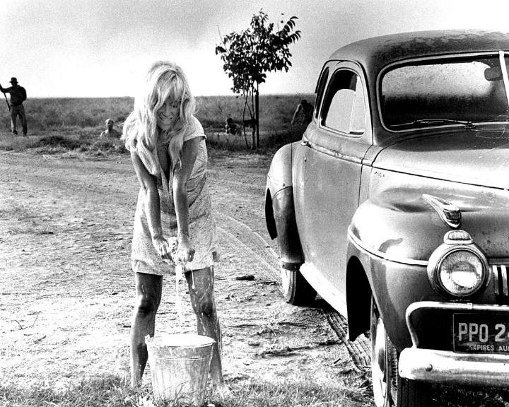 Cool Hand Luke Car Wash Scene