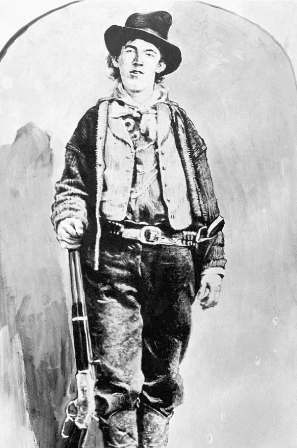 Billy the Kid notorious