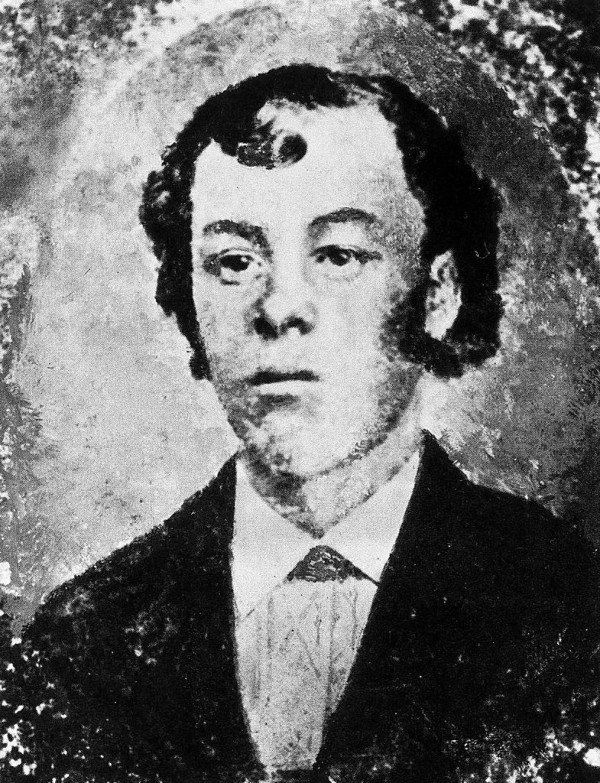 Billy the Kid rare pic