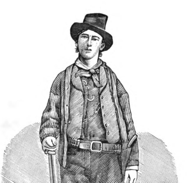 billy the kid the verdict