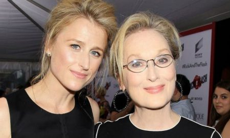Celebrity Look Alikes - Meryl Streep and Mamie Gummer