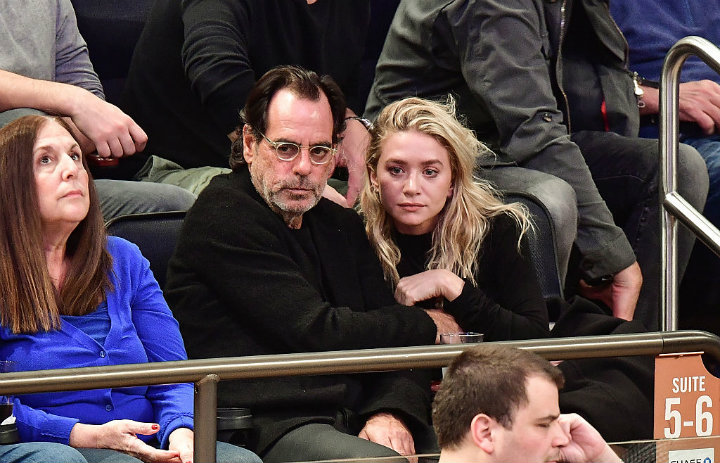 Ashley Olsen and Richard Sachs, Famous Couples