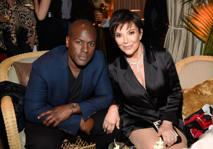 Corey Gamble and Kris Jenner, Famous Couples