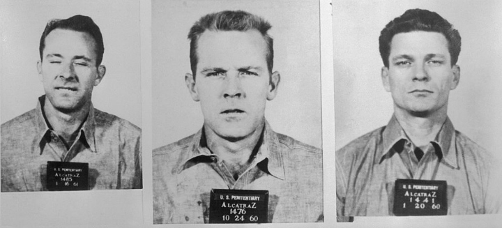 The Real Life Story Behind The Great Escape From Alcatraz
