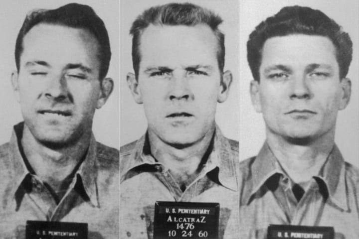 Image result for The Escape From Alcatraz: An Unknown Mystery