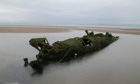 XT-Craft Midget Submarines, Aberlady Bay, Scotland