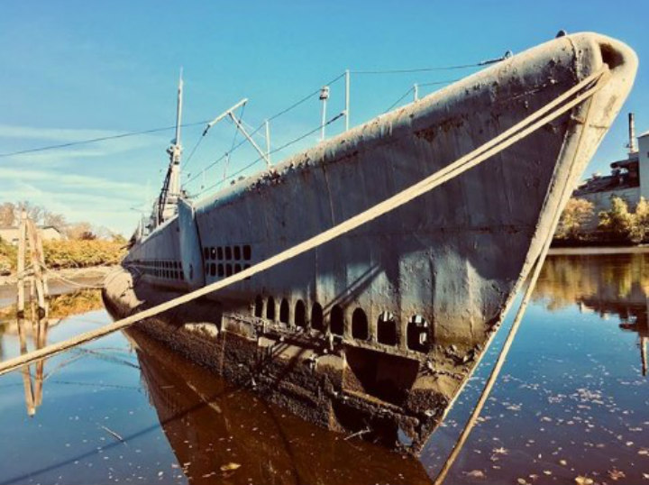 uss ling submarines shipwreck