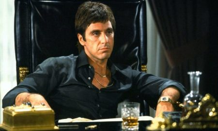Tony Montana in Scarface