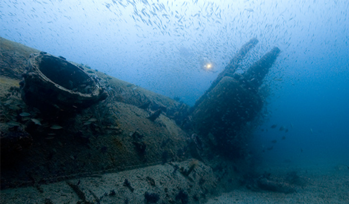Take an Epic Journey into these Abandoned Submarines and Bases