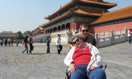 Disabled Wife
