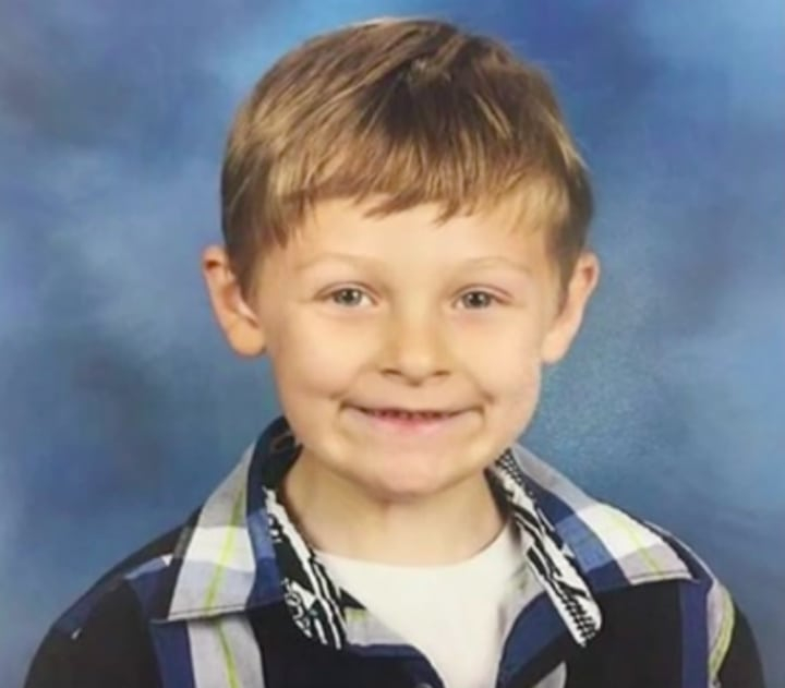 Kaydon Leach - Missing Boy