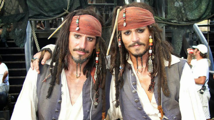 These Famous Actors And Their Stunt Doubles Will Make You Do A