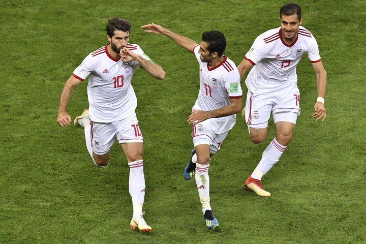 facts about iran football team