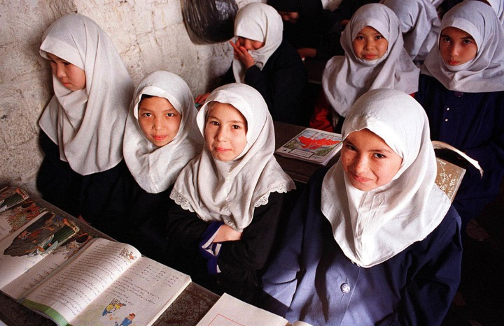 Iran facts literacy school