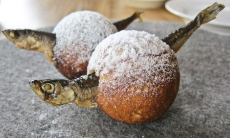 danish donuts fish weird expensive foods
