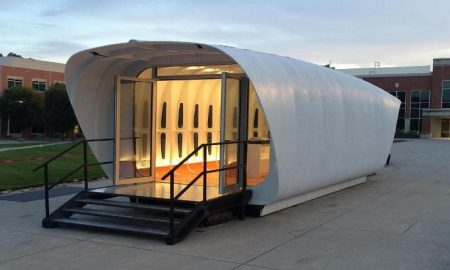 3D-Printed Home