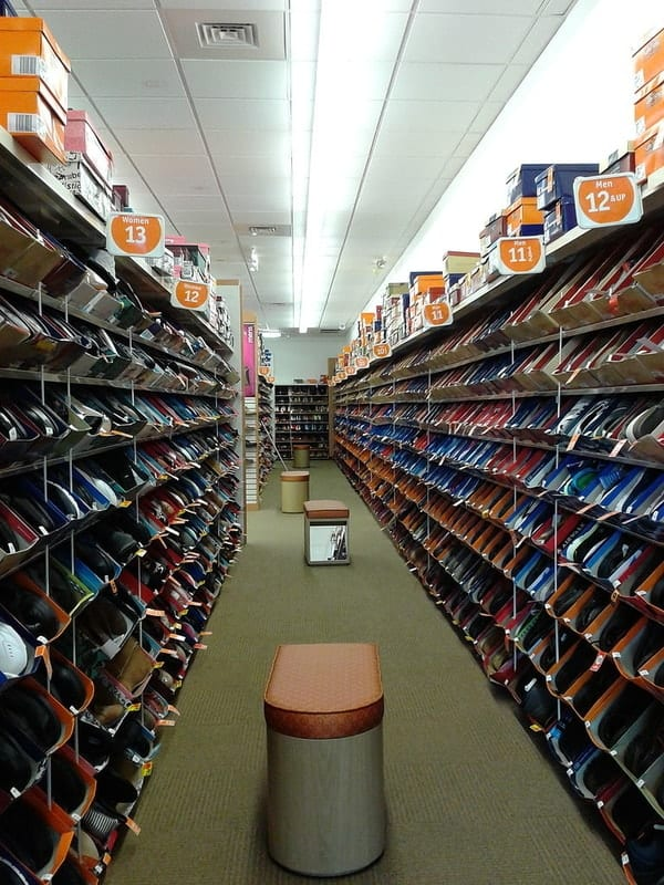 Payless Bankrupt