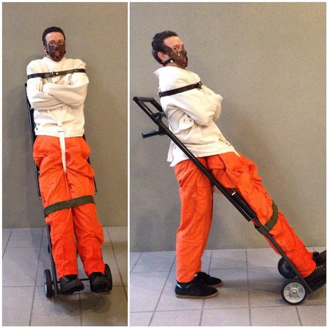 hannibal lecter anthony hopkins silence of the lambs halloween costumes