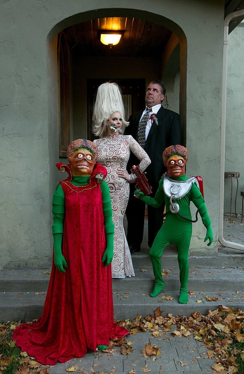 mars attacks halloween costumes
