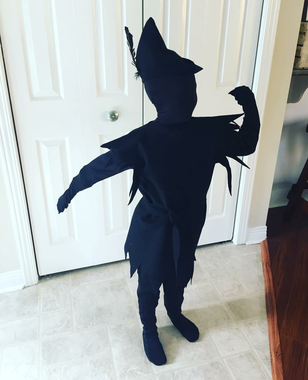 peter pan shadow halloween costumes