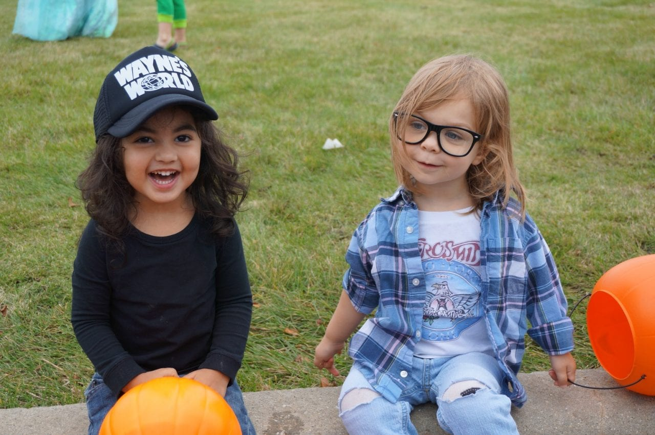 wayne's world halloween costumes kids