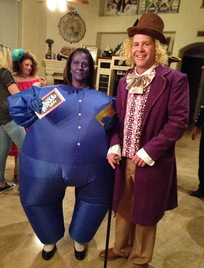 willy wonka charlie chocolate factory halloween costumes