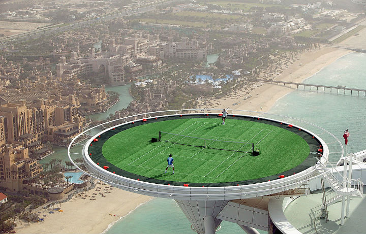 Tennis In Dubai