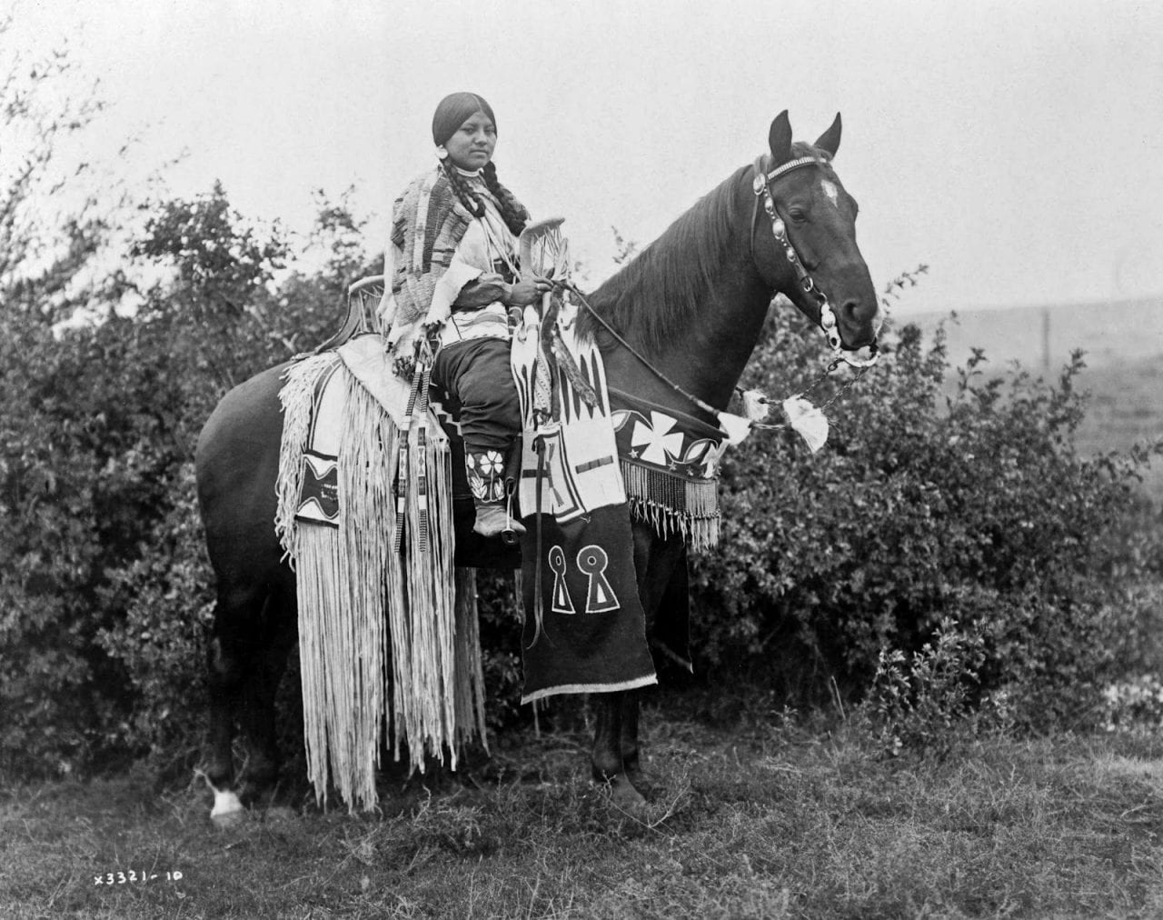 cayuse woman native american photos