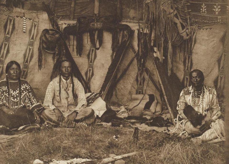 blackfeet chiefs native american photos