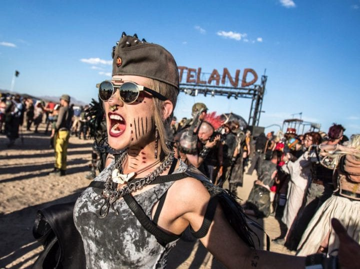 mad max wasteland weekend festival