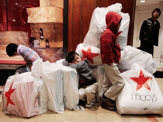 macy's black friday kids