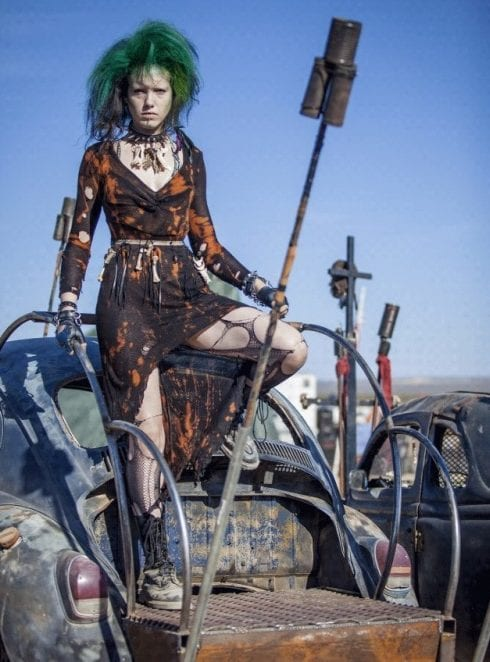 mad max festival california desert wasteland