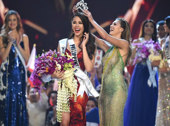 Catriona Gray, Miss Philippines, Miss Universe