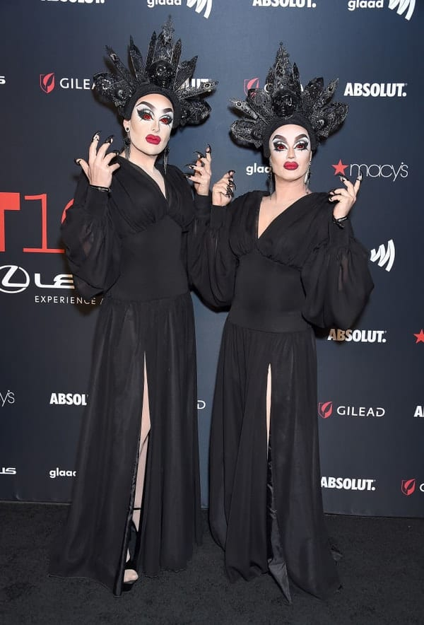 Boulet Brothers, most successful drag queens