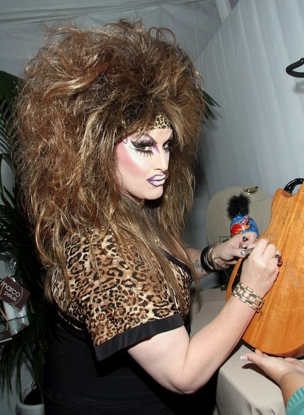 Jackie Beat, most successful drag queens