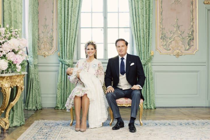 princess sweden royal family swedish