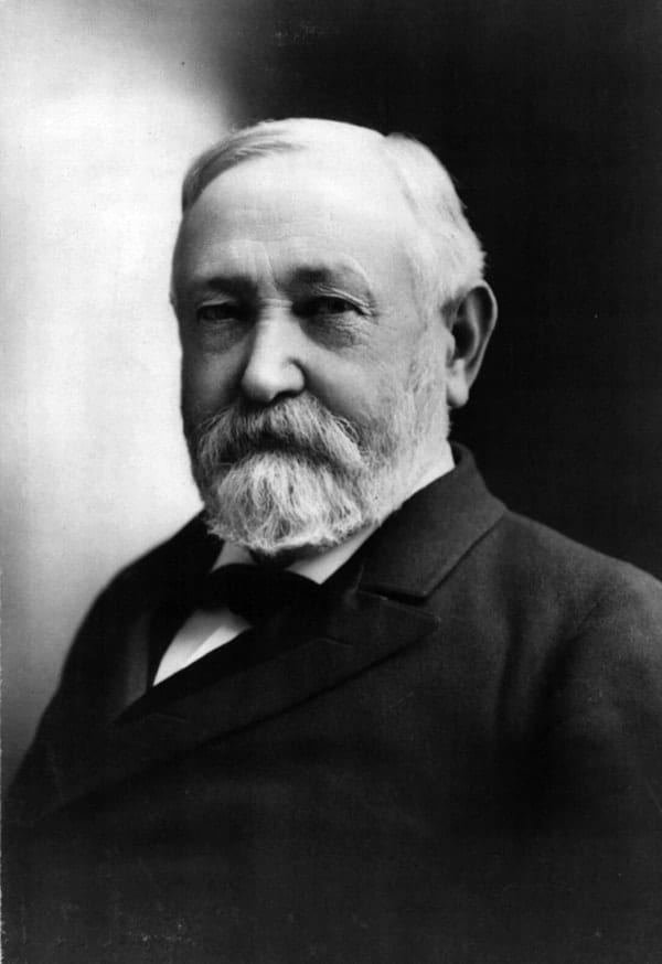 Benjamin Harrison, richest US presidents