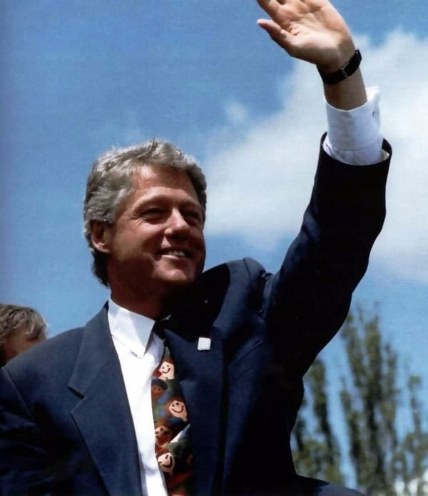 William Jefferson Clinton, richest US presidents
